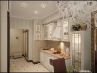 кухня (вид с окна)