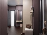 Корридор вид со входной двери